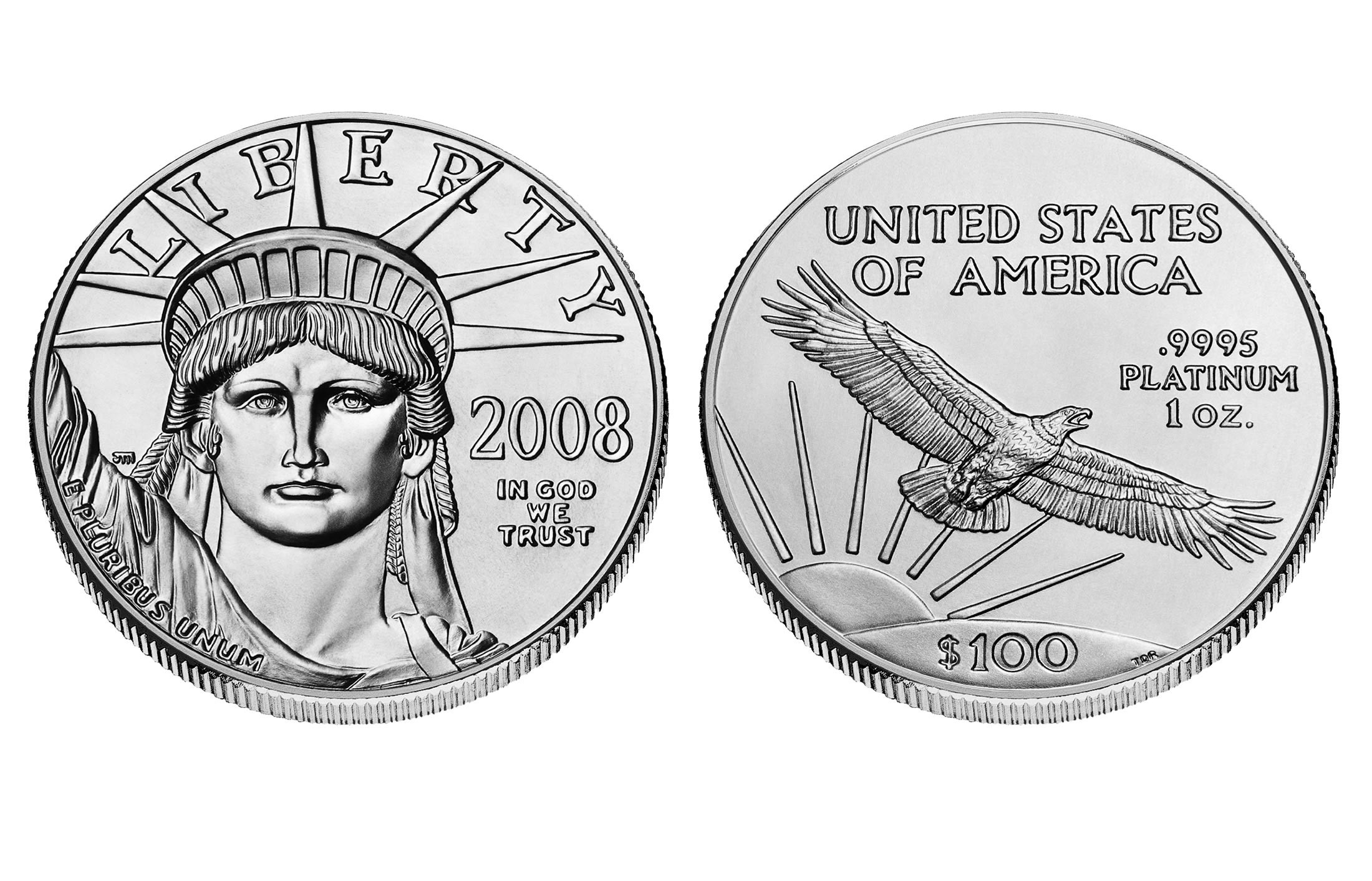 coins v dollar the series eagle platinum coin american proof usa dollars