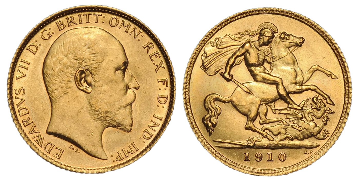 British Sovereigns Or Quot Kings Quot Pre 1933 Gold Coins