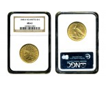 Indian Eagle Coins - 0.48375 oz. (1907-1933) ~ $10 Face Value  MS-61