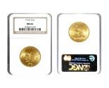 Indian Eagle Coins - 0.48375 oz. (1907-1933) ~ $10 Face Value  MS-64