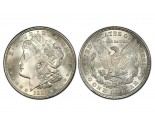 Morgan Silver Dollar Coins - 1 oz. (1878, 1904, 1921) ~ $1 Face Value