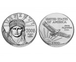 Platinum American Eagles - 1 oz. (2008 & Prior) ~ $100 Face Value