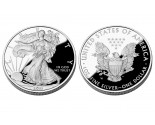 Proof Silver American Eagles - 1 oz. (2012 & Prior) ~ $1 Face Value