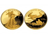 Proof Gold American Eagles - 1 oz. (2012 & Prior) ~ $50 Face Value