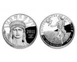 Proof Platinum American Eagles - 1 oz. (2012 & Prior) ~ $100 Face Value
