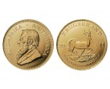 South African Krugerrand - 1 oz. (2012 & Prior) ~ 1 KR Face Value