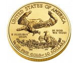 Gold American Eagles - 1/4 oz. (2012 & Prior) ~ $10 Face Value
