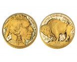 Proof Gold American Buffalo - 1 oz. (2012 & Prior) ~ $50 Face Value