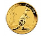Australian Gold Kangaroo - 1/2 oz. (2012 & Prior) ~ $50 Face Value