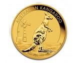 Australian Gold Kangaroo - 1/2 oz. (2012 & Prior) ~ $50 Face Value