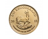 South African Krugerrand - 1/10 oz. (2012 & Prior) ~ 1/10 KR Face Value