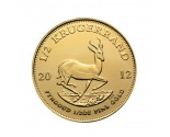 South African Krugerrand - 1/2 oz. (2012 & Prior) ~ 0.50 KR Face Value