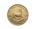 South African Krugerrand - 1/4 oz. (2012 & Prior) ~ 0.25 KR Face Value