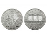 Silver Philharmonic Coin - 1 oz. (2012 & Prior) ~ €1.50 Face Value
