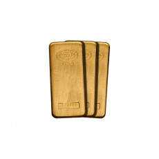 Johnson Matthey Gold Kilo Bar; 32.1507 Troy oz.