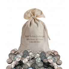 90% Junk Silver Coins - Bag (Minted prior - 1965) ~ $1,000 Face Value