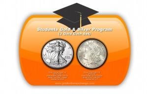 2 Coin Set: 1 x Silver Eagle Coin, 1 x Morgan Silver Dollar - 1 oz. (2012 & Prior, 1921 ) ~ $1 Face Value