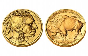 Gold American Buffalo - 1 oz. (2012 & Prior) ~ $15 Face Value
